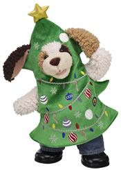 Build A Bear Christmas Tree Outfit