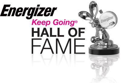 Energizer Hall of Fame