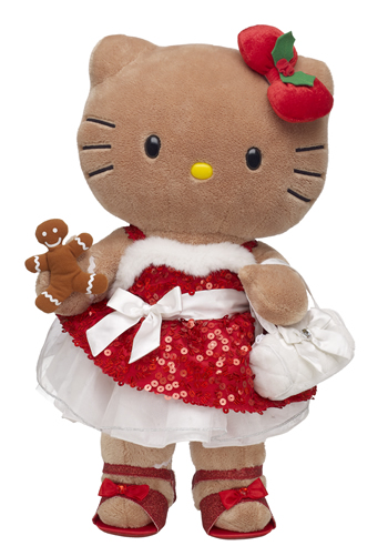 Happy Holidays From Build A Bear Workshop Review Giveaway