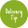 Delivery Tip