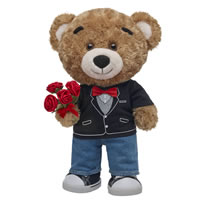 21171 21103 14304 19472 15269 200 Valentines Day Build A Bear and a $25 Build A Bear Gift Card!