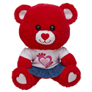 21196 21190 130 Valentines Day Build A Bear and a $25 Build A Bear Gift Card!
